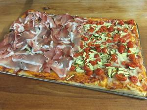 Fiamingo Fiesso d'Artico Pizza al taglio